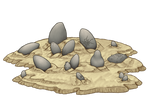 Recolorable Egg Templates - Pern