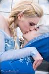 Elsa x Jack Frost