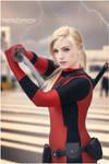 Lady Deadpool Marvel