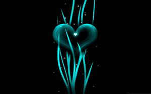 Bound Heart blue