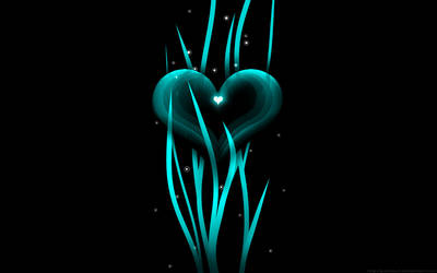 Bound Heart blue by paintevil