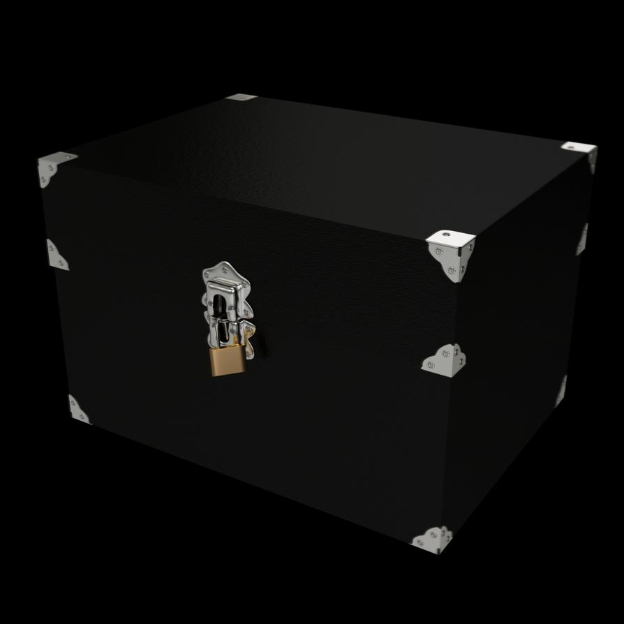 Decorative Box by paintevil
