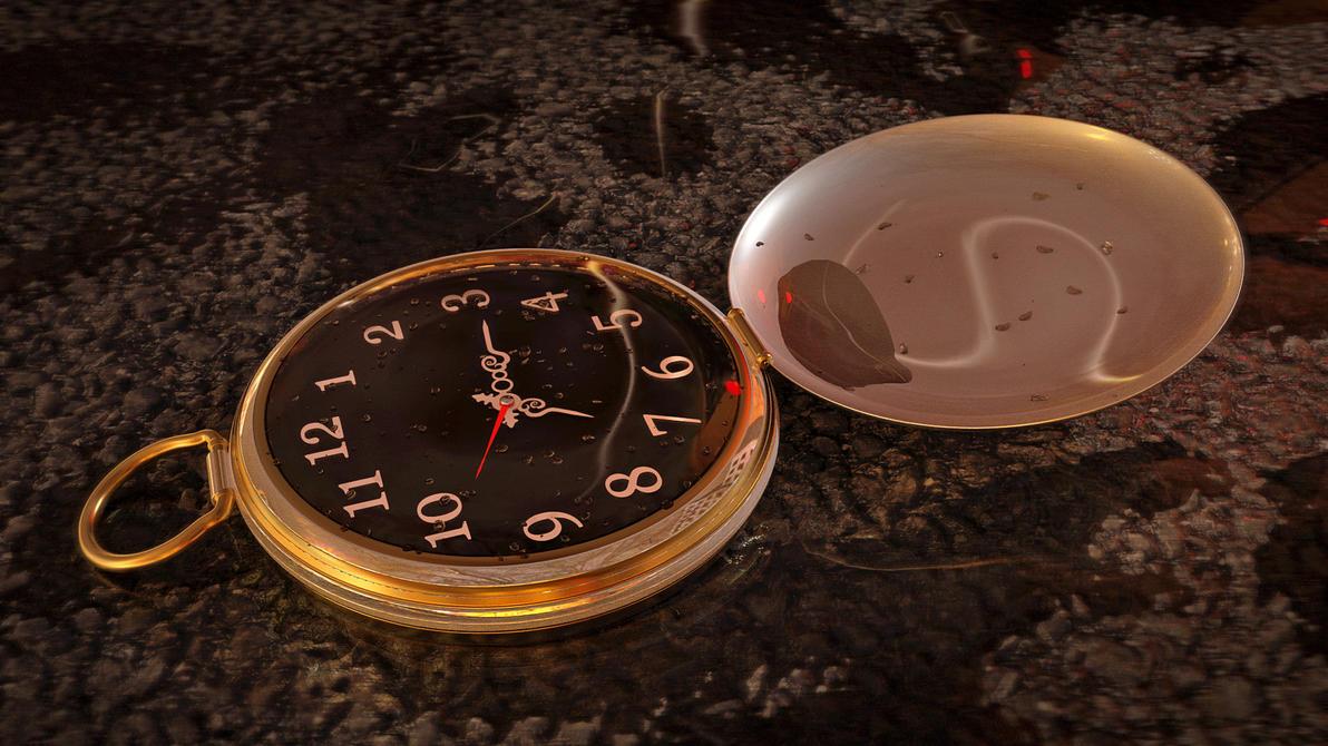 Clock v2 by paintevil