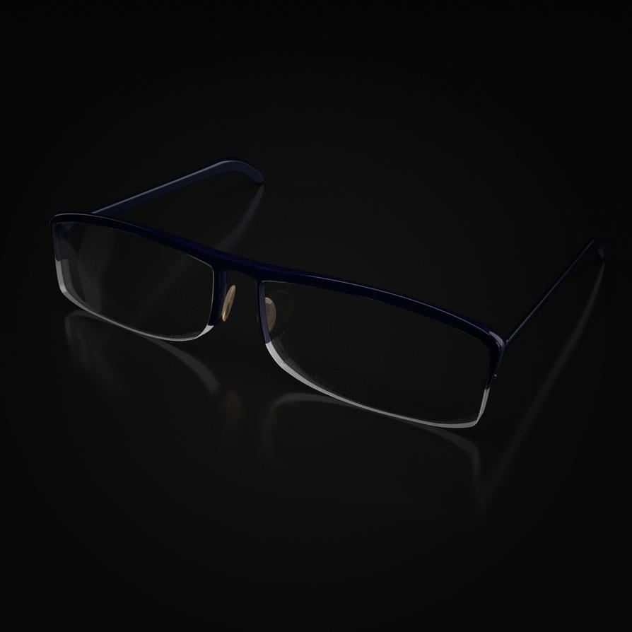 Glasses by paintevil