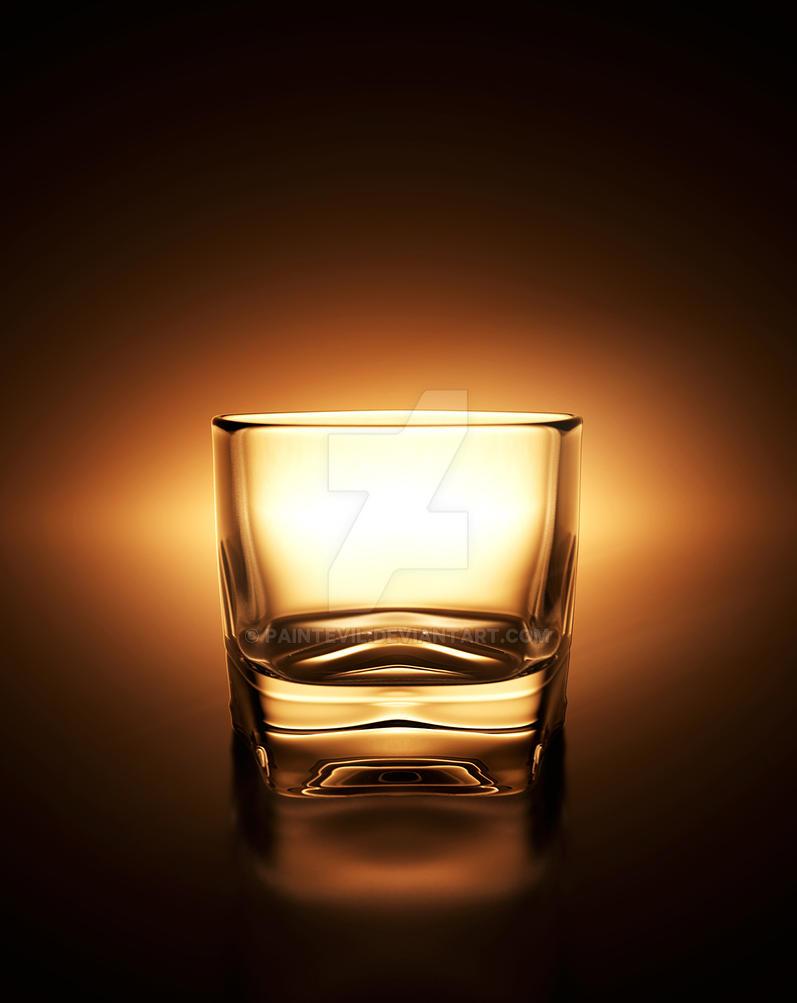Whisky Glass by paintevil