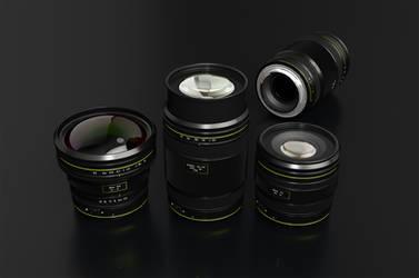 Lenses by paintevil