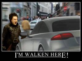Walken Here