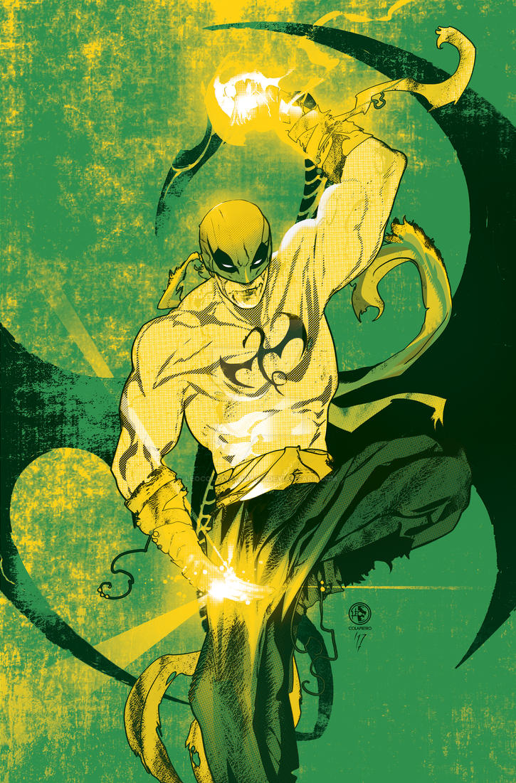 The Danny Rand of Iron Fist Season 1 is a strange, flawed and conflicted man. He's wrestling with questions of his identity, struggling to cope with the demons of his past. Tellingly, that internal conflict actually means he's unable to access his greatest power, the