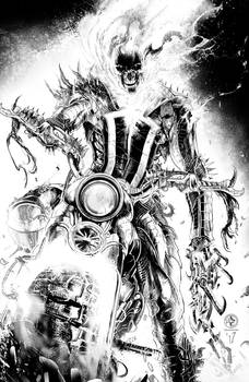 GHOST RIDER - PRIVATE COMMISSION
