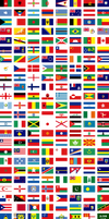 World Flags Large