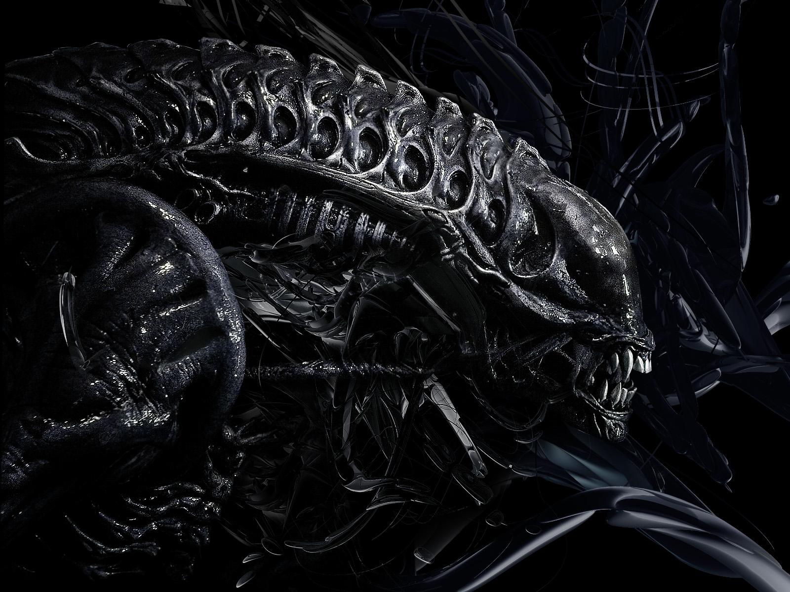 Alien by ekud