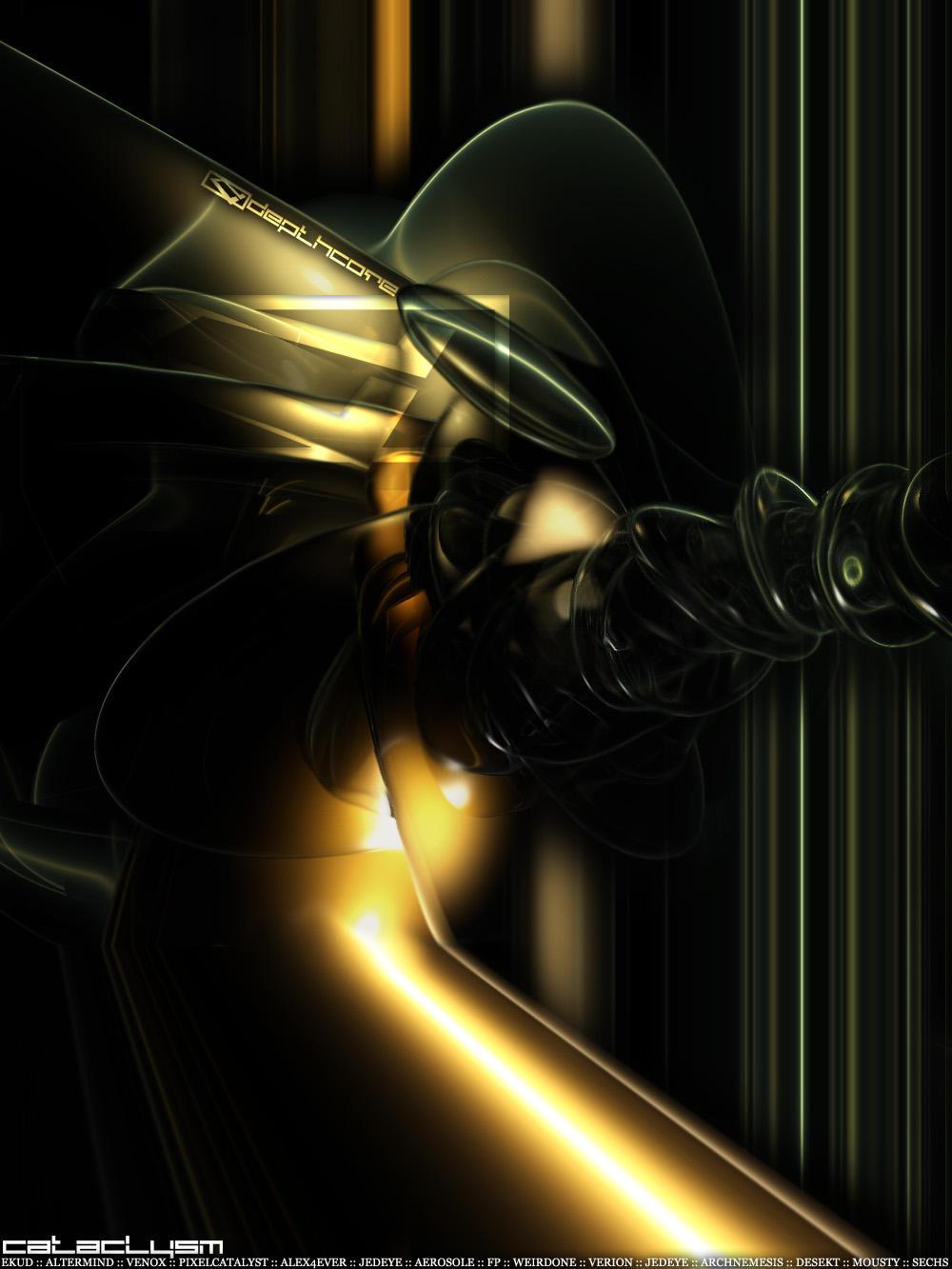 DEPTHCORE by ekud