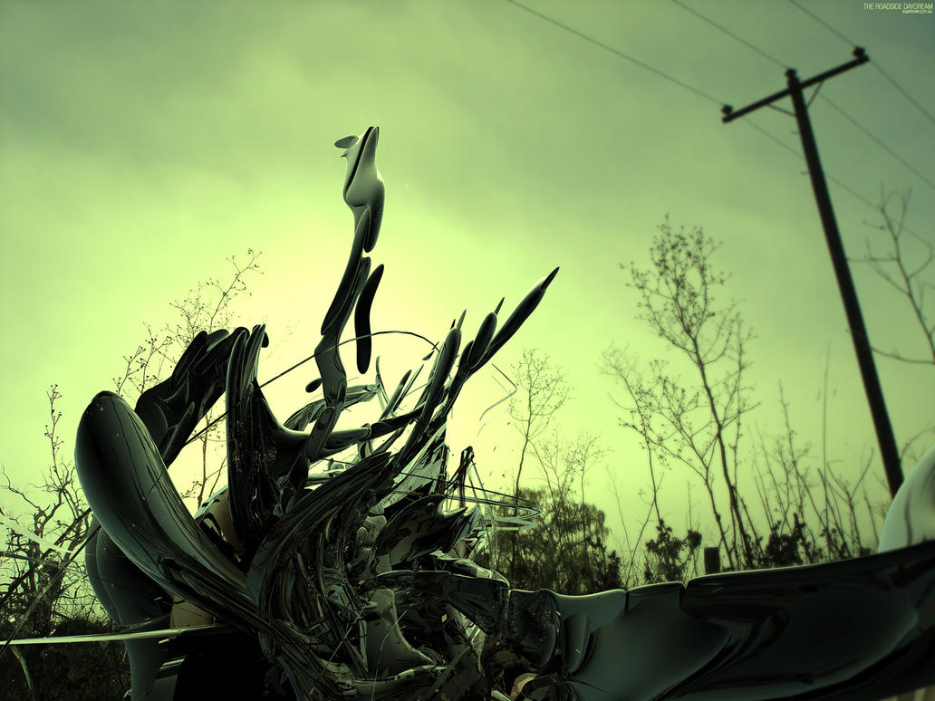 THE ROADSIDE DAYDREAM by ekud