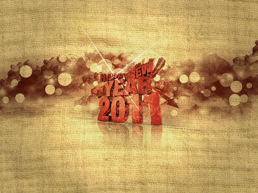 Happy New Year 2011 by ChOkRi-AchRaF