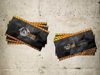 Business Card by ChOkRi-AchRaF