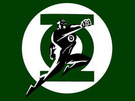 Green Lantern by Catatonicus