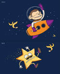 How Falling Stars are Made