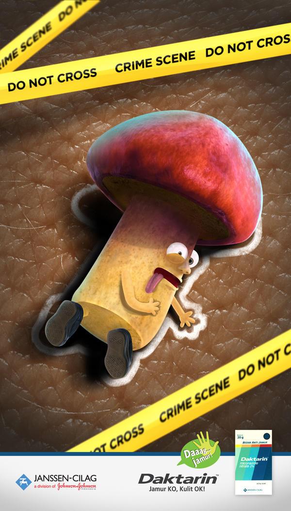 Goodbye Fungi