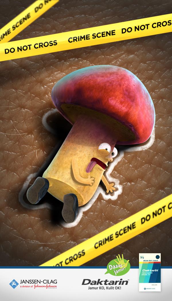 Goodbye Fungi by h4nd