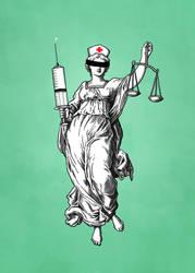 Lady Nurse Justice