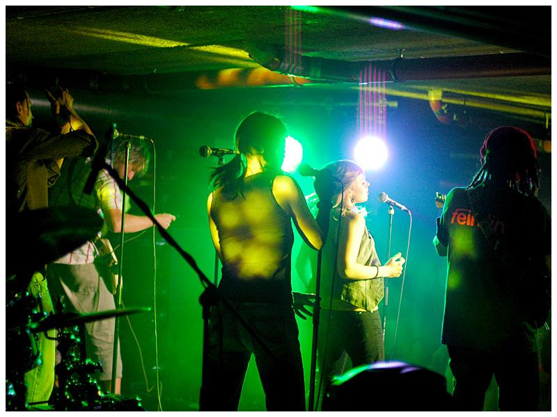 Underground Party by Fox82