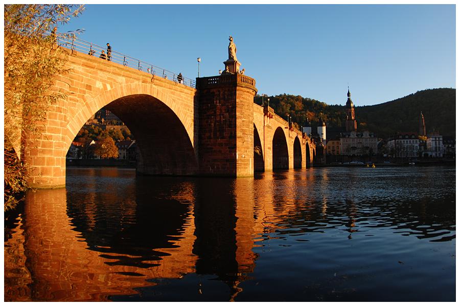 Old Bridge I by Fox82
