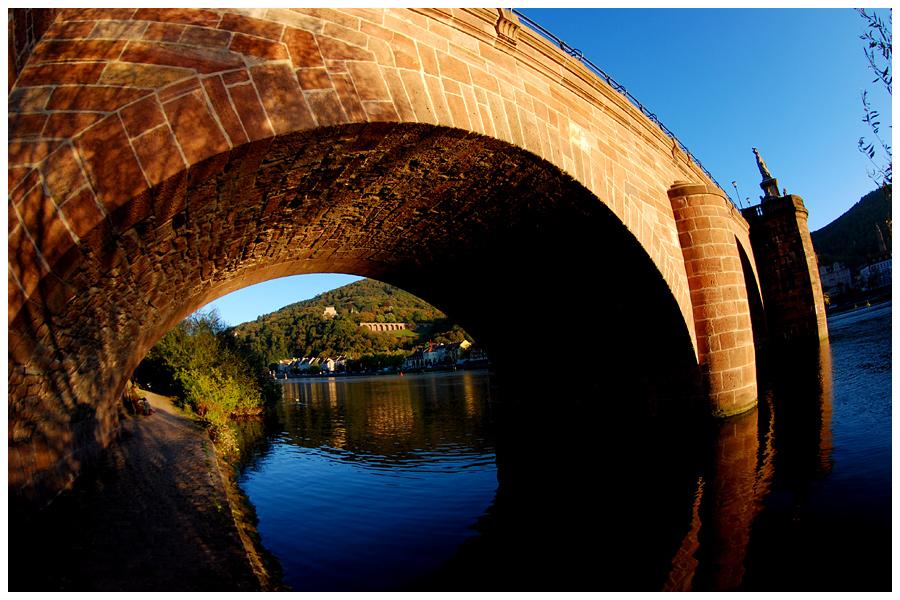Old Bridge II by Fox82