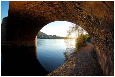 Old Bridge III by Fox82