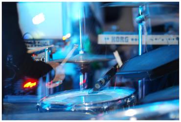 Drummer II by Fox82