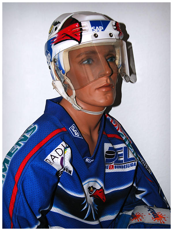 Ice Hockey by Fox82
