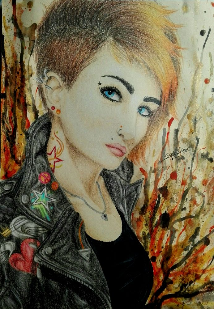 Daisy by StarKite1