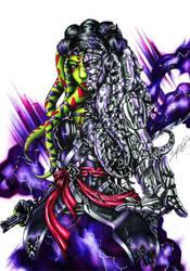 Cyborg Ashla