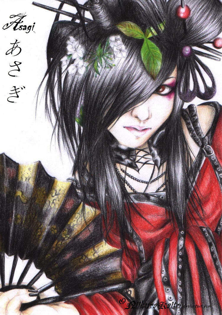 Asagi -finished- by nIikUrA-kAiTo