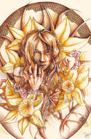Narcissus by nIikUrA-kAiTo