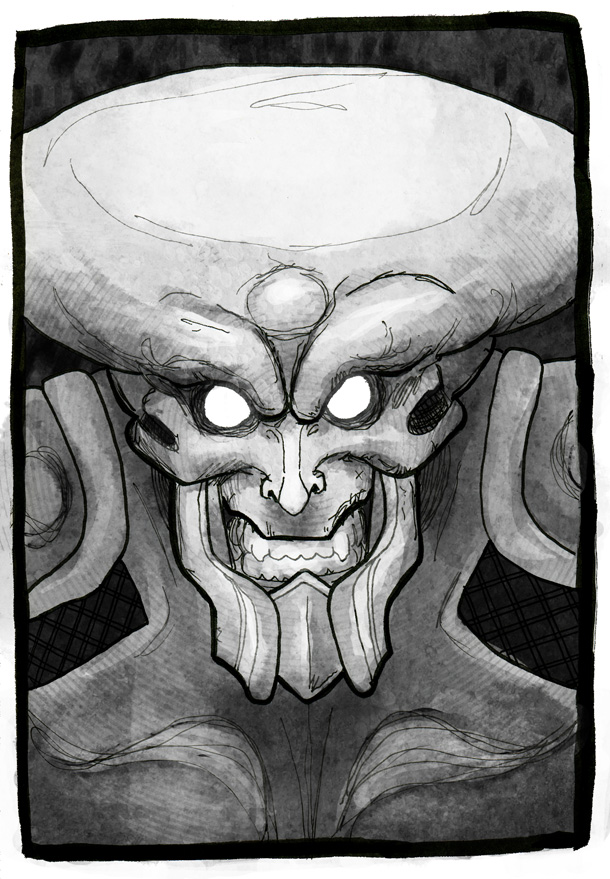 King of the Iron Cyborg