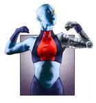 Titananian Cyborg