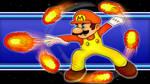 [Mega Man x Super Mario] Fire storm mario