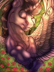 Commission For Galaxy-Nebula by PrincessCrystal36