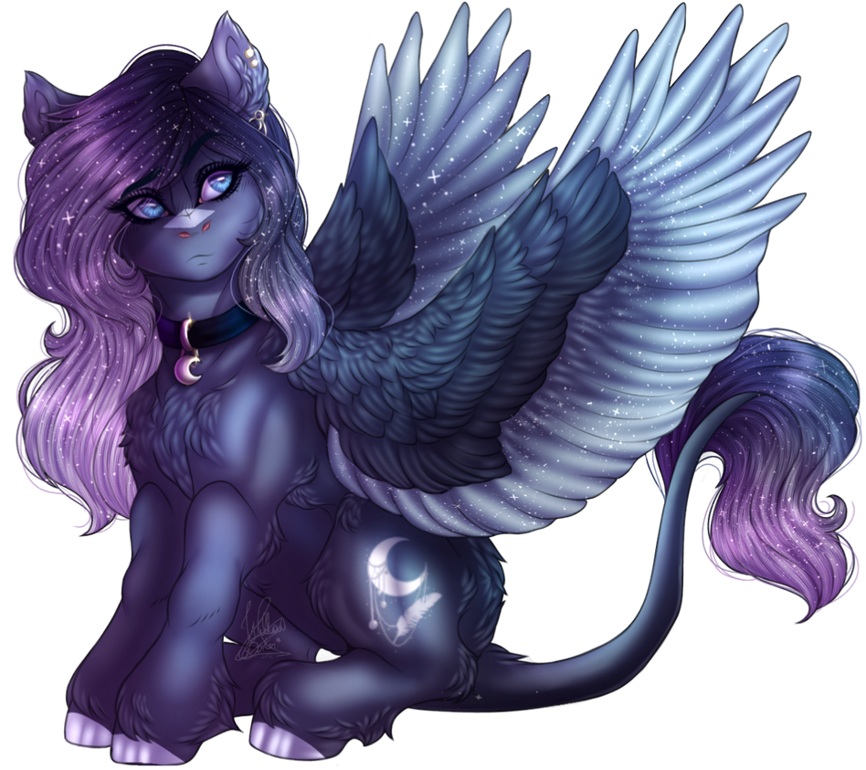 [Art Trade] with Zen-ex by PrincessCrystal36
