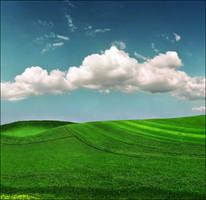 Smaragdine field