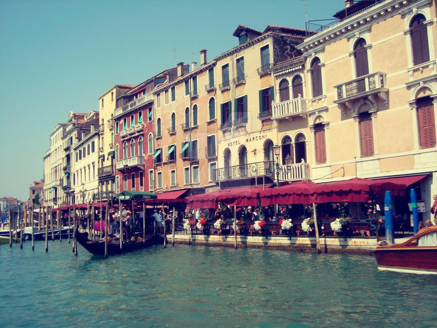 Venezia by lilbrokenangel