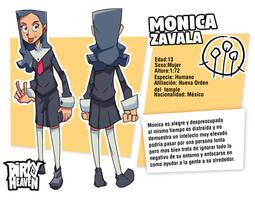 Monica by malatrova1