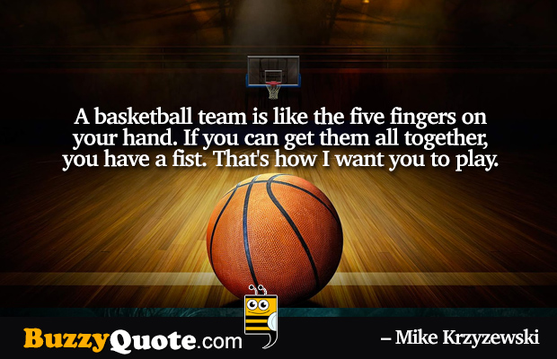 basketball team quotes quotesgram