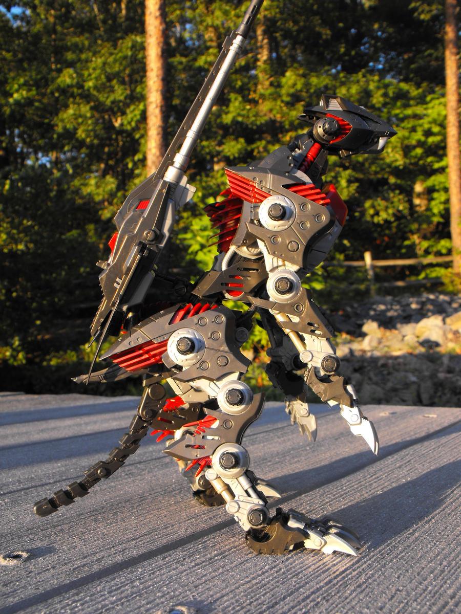 Lightning Saix -Meerkat Custom by Lightning-Saix
