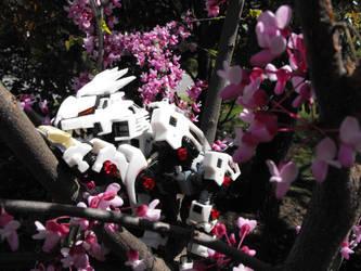 Spring Redbuds by Lightning-Saix
