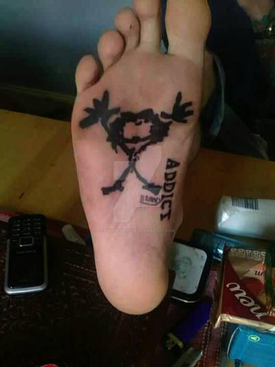 Alive Tattoo My Soley Soul P By Biking Noodle On Deviantart