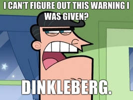 Dinkleberg.... by Fadingpath