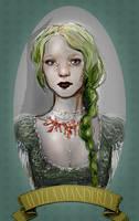 Wylla Manderly by eluas