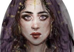 Ashara Dayne by eluas