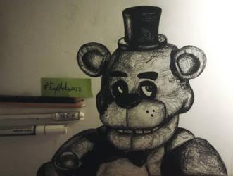 Freddy Fazbear  by FnafArts003